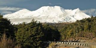 Mt Ruapehu Stock Photos