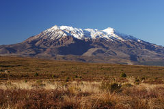 Mt Ruapehu Royalty Free Stock Images