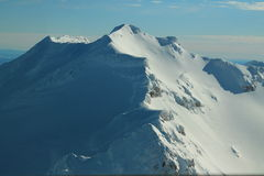 Mt. Ruapehu Fotos de Stock Royalty Free