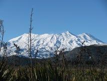 Mt. Ruapehu Fotografía de archivo
