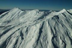 Mt. Ruapehu Foto de Stock Royalty Free