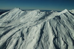 Mt. Ruapehu Royalty Free Stock Photo