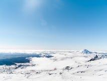 Mt Ruapehu Royalty Free Stock Photo