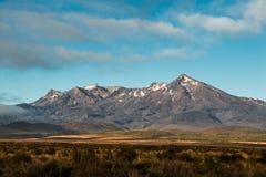 Mt. Ruapehu Royalty Free Stock Photo