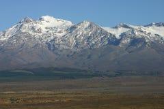 Mt Ruapehu Stock Image