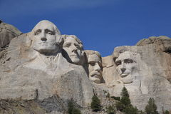 Mt. Rushmore royalty free stock photography