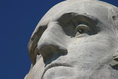 Mt. Rushmore Royalty Free Stock Image