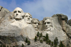 Mt Rushmore Image stock