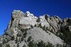 Mt. Rushmore Royalty-vrije Stock Foto