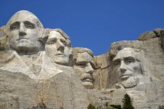 Mt rushmore Stock Image