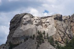 Mt. Rushmore Photographie stock
