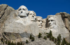 Mt. Rushmore Foto de Stock Royalty Free