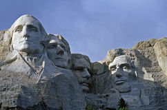 MT Rushmore close up Royalty Free Stock Images