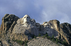 MT Rushmore full monument Royalty Free Stock Image