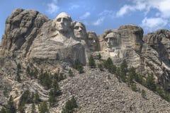 Mt Rushmore i South Dakota royaltyfri foto