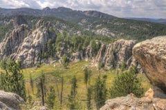 Mt Rushmore i South Dakota royaltyfria bilder