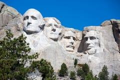 Mt Rushmore National Memorial Stock Photo