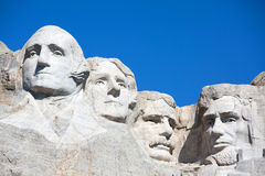 Mt. Rushmore. National Memorial is located in southwestern South Dakota, USA Stock Photography