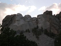 Mt Rushmore. Road trip to Mt Rushmore South Dakota summer of 2004 with three friends Stock Images