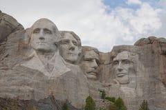 Mt Rushmore South Dakota. Mt Rushmore monument located in South Dakota Stock Images