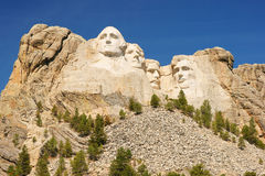Mt. Rushnore Royalty Free Stock Photos