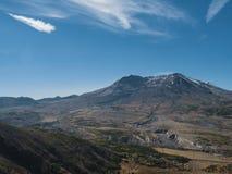 Mt ` S di Helen del san Immagine Stock