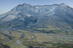 Mt. Saint Helens Royalty Free Stock Image