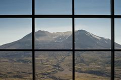 Mt. Saint Helens Royalty Free Stock Photos