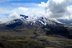 Mt. Saint Helens Royalty Free Stock Images