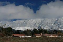 Mt. San Gorgonio Stock Images