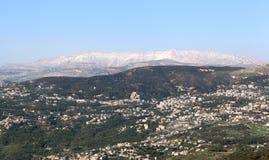 Mt Sannine, Lebanon Royalty Free Stock Image