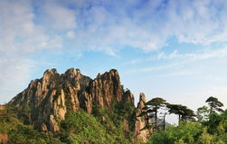 Mt. Sanqingshan Stock Image