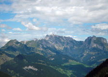Mt. Santis Imagenes de archivo