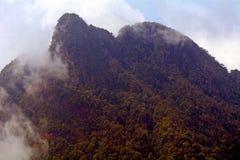 Mt. Santubong, Borneo, Malaysia Royalty Free Stock Photography