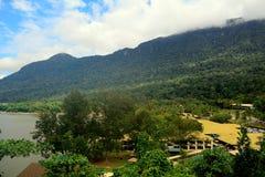 Mt. Santubong, Damai, Borneo, Malaysia Stock Images