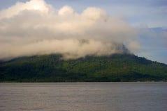 Mt. Santubong, Kuching Wetland National Park, Borneo, Sarawak, M Stock Photo