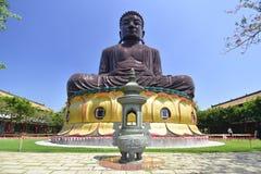 Mt Sceniskt område för Bagua Buddha Arkivbild