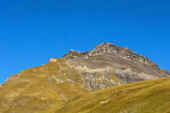 Mt Schilthorn, Bernese Oberland, Switzerland Stock Photo