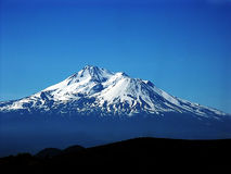 Mt. Shasta Stock Photo