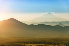 Mt shasta Fotos de archivo