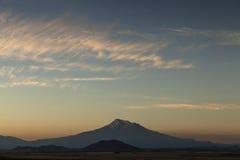 Mt shasta стоковые фотографии rf