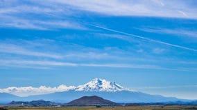 Mt Shasta Image libre de droits