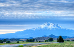 Mt.Shasta Stock Images