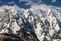 Mt. Shkhara Stock Photos