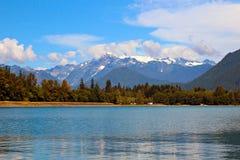 Mt. Shuksan Stock Image