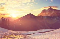 Mt.Shuksan Stock Photos