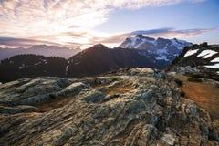 Mt.Shuksan Royalty Free Stock Image