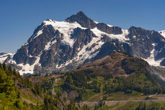 Mt. Shuksan, Washington Stock Image
