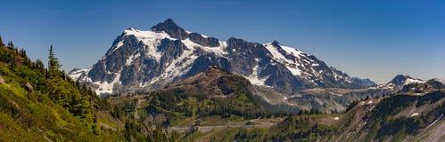 Mt. Shuksan, Washington Royalty Free Stock Photography
