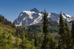 Mt. Shuksan, Washington Royalty Free Stock Images